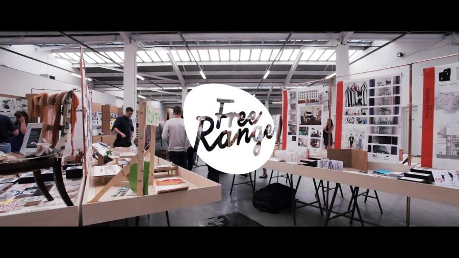 Illustration Students Exhibiting at Europe's Largest Creative Design Student Showcase: Free Range Image