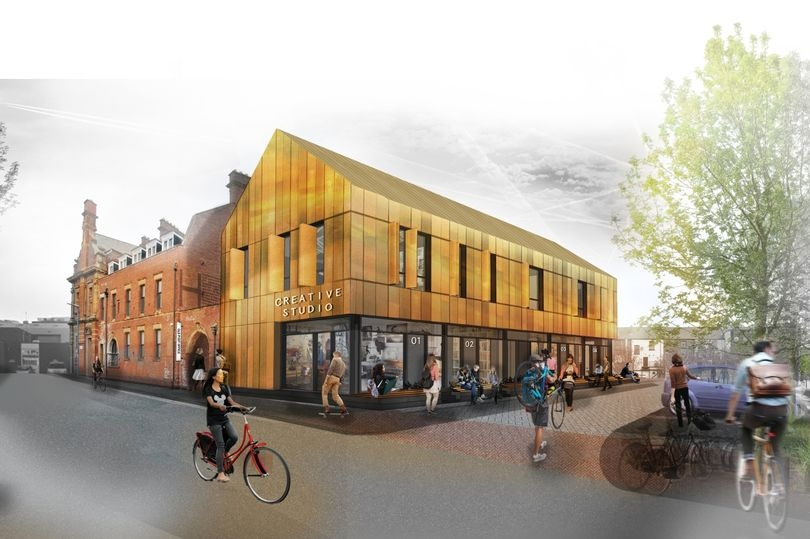New £3m Creative Industries Centre In Hartlepool Now Underway Image