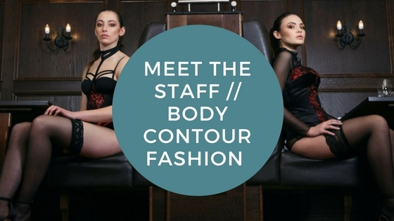 Meet the CCAD Body Contour Fashion Staff Image
