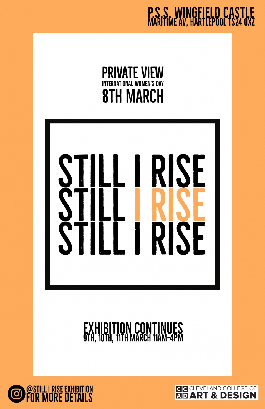 Fine Art Students Rise To The Challenge With Inspirational Exhibition On P.S.S. Wingfield Castle Image