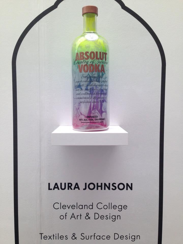 laura johnson absolut vodka