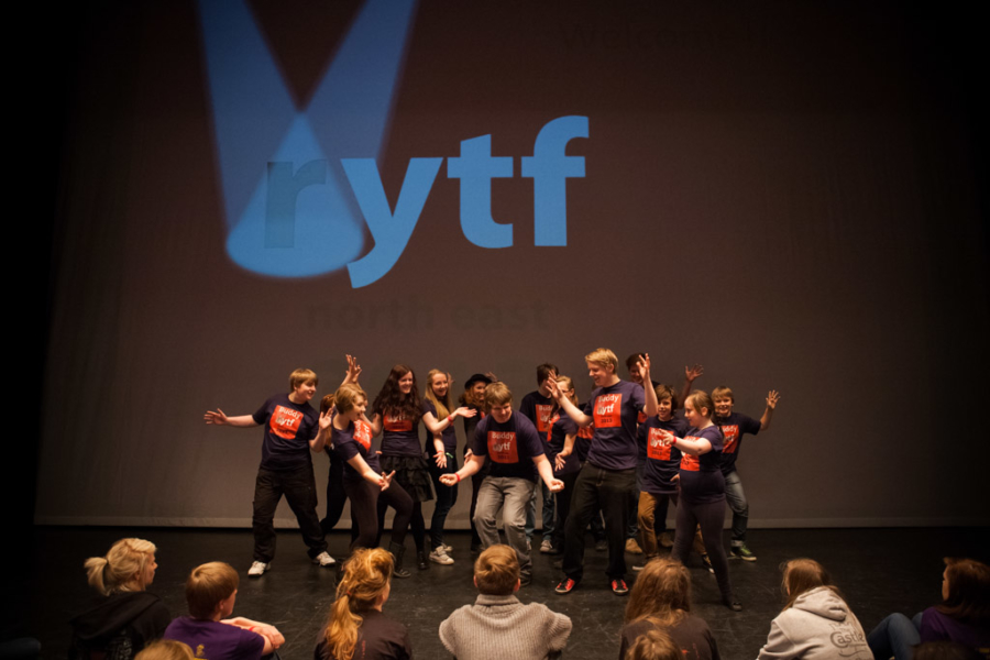 Youth theatre festival attracts an audience from across the north Image