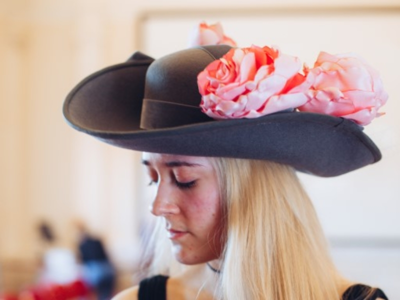 Millinery by Amy Test