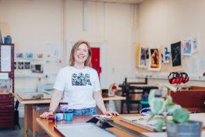Kathryn Bell Print Technician
