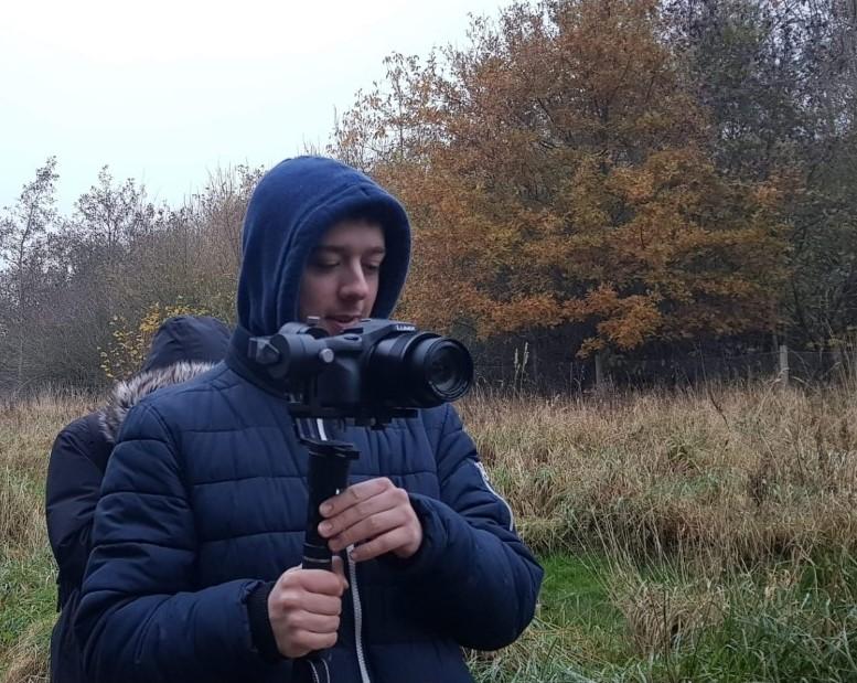 Rhys Bruce L5 Film + TV student