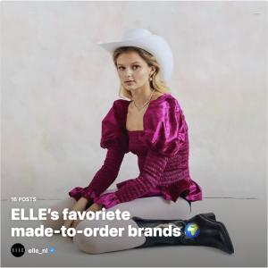 Fashion Image, Designer Olivia Rose